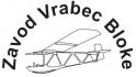 Vrabec Bloke Logo
